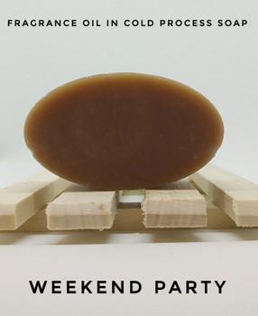 Weekend Party! Fragrance Oil - Bulk