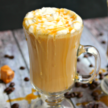 Caramel Cream Coffee Fragrance Oil - Bulk