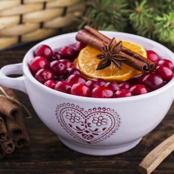 Spiced Harvest Berries Fragrance Oil - Bulk