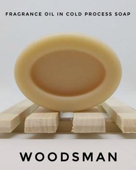 Woodsman Fragrance Oil - Bulk