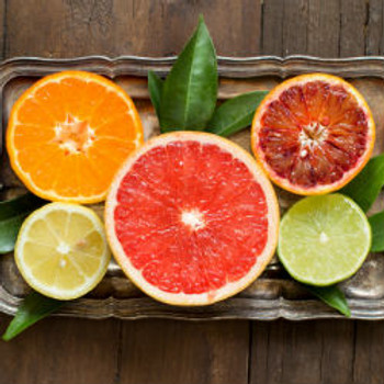 Citrus & Sage Fragrance Oil - Bulk
