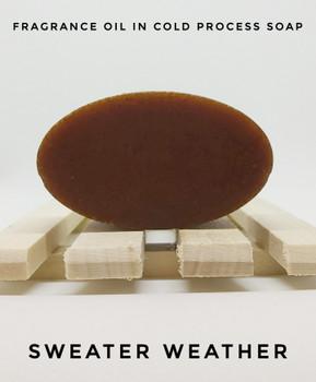 Sweater Weather - Type* Fragrance Oil - Bulk