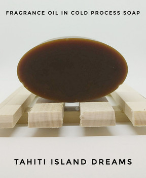 Tahiti Island Dreams Fragrance Oil - Bulk