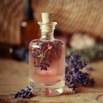 Black Amber & Lavender Fragrance Oil - Bulk