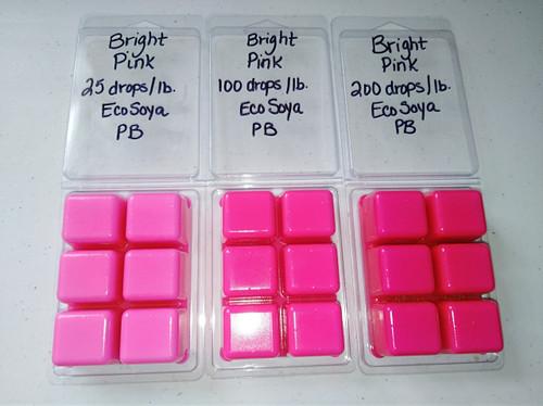 Bright Pink - Liquid Candle Dye - 1oz bottle