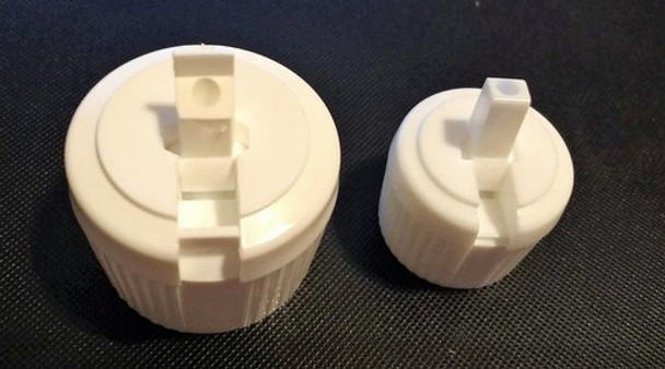 Bottle Dispensing Caps