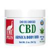EMUplus™ Emu Oil Enriched THC Free CBD Arnica Body Rub