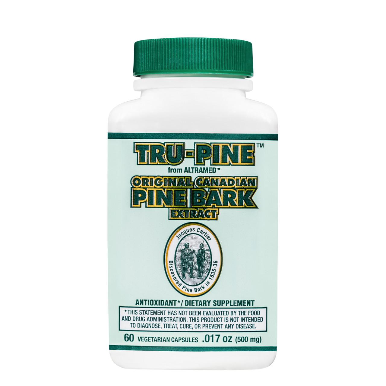 TRU-PINE® Capsules
