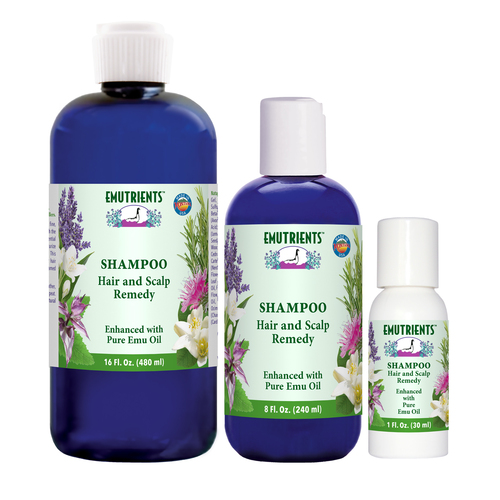 EMUTRIENTS™ Shampoo