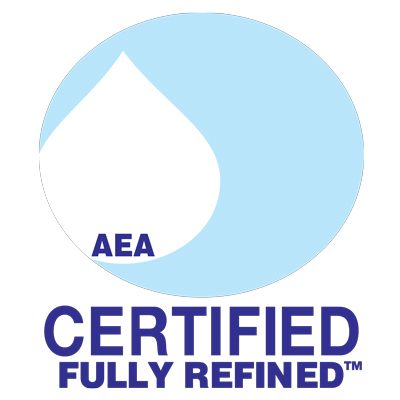 AEA Certified Fully Refined