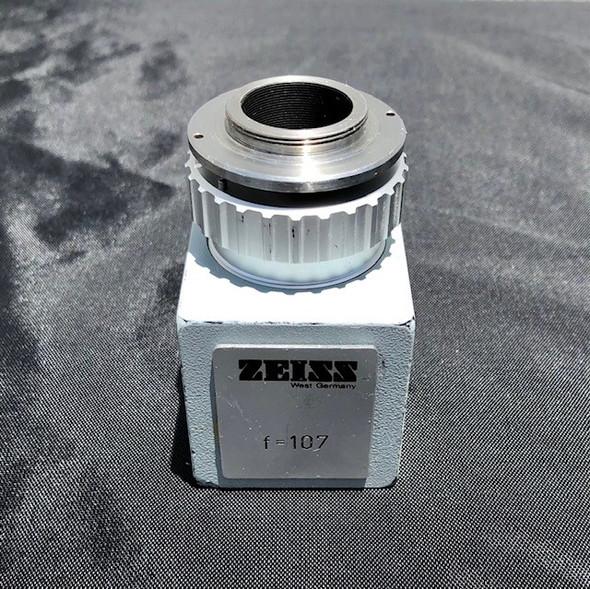 Zeiss f=107 Camera Adapter