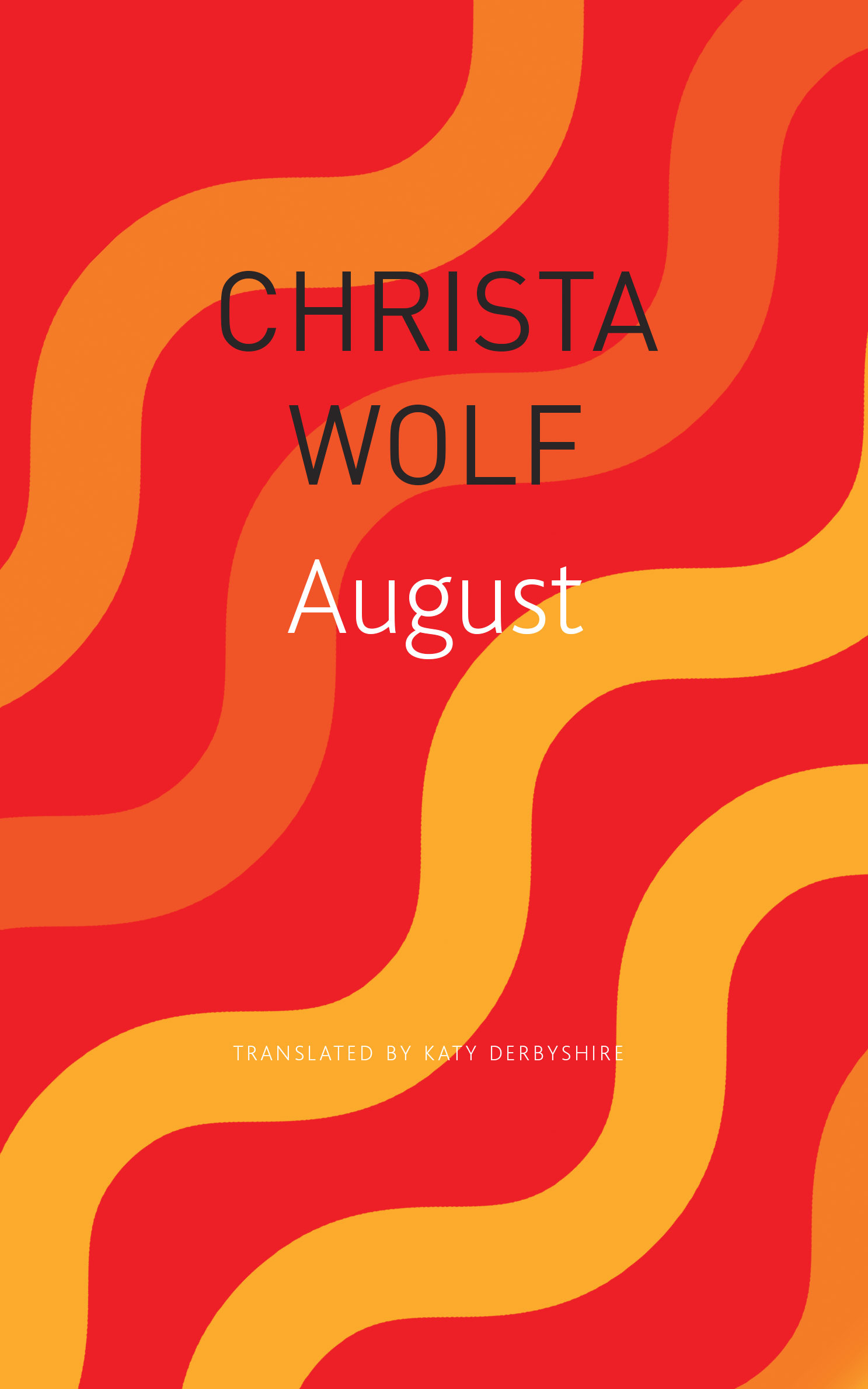 August by Christa Wolf | Seagull Books