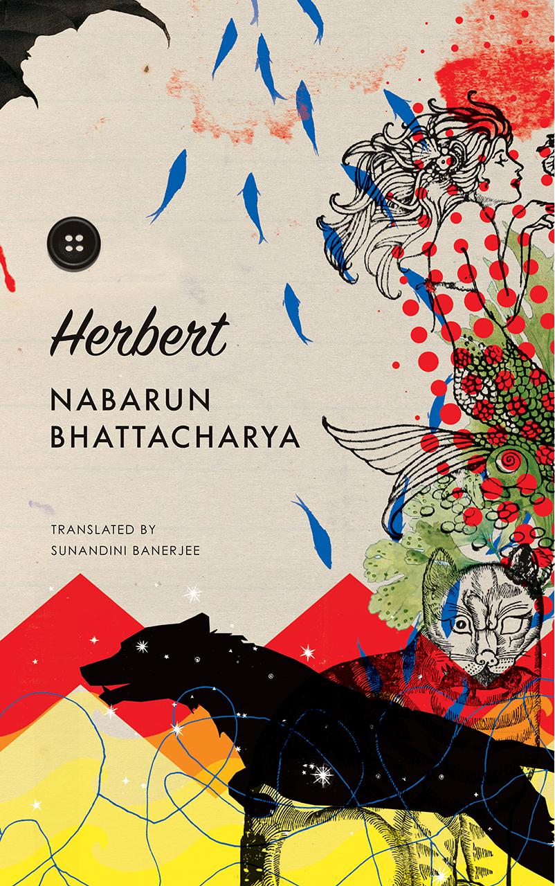 Herbert by Nabarun Bhattacharya   Seagull Books
