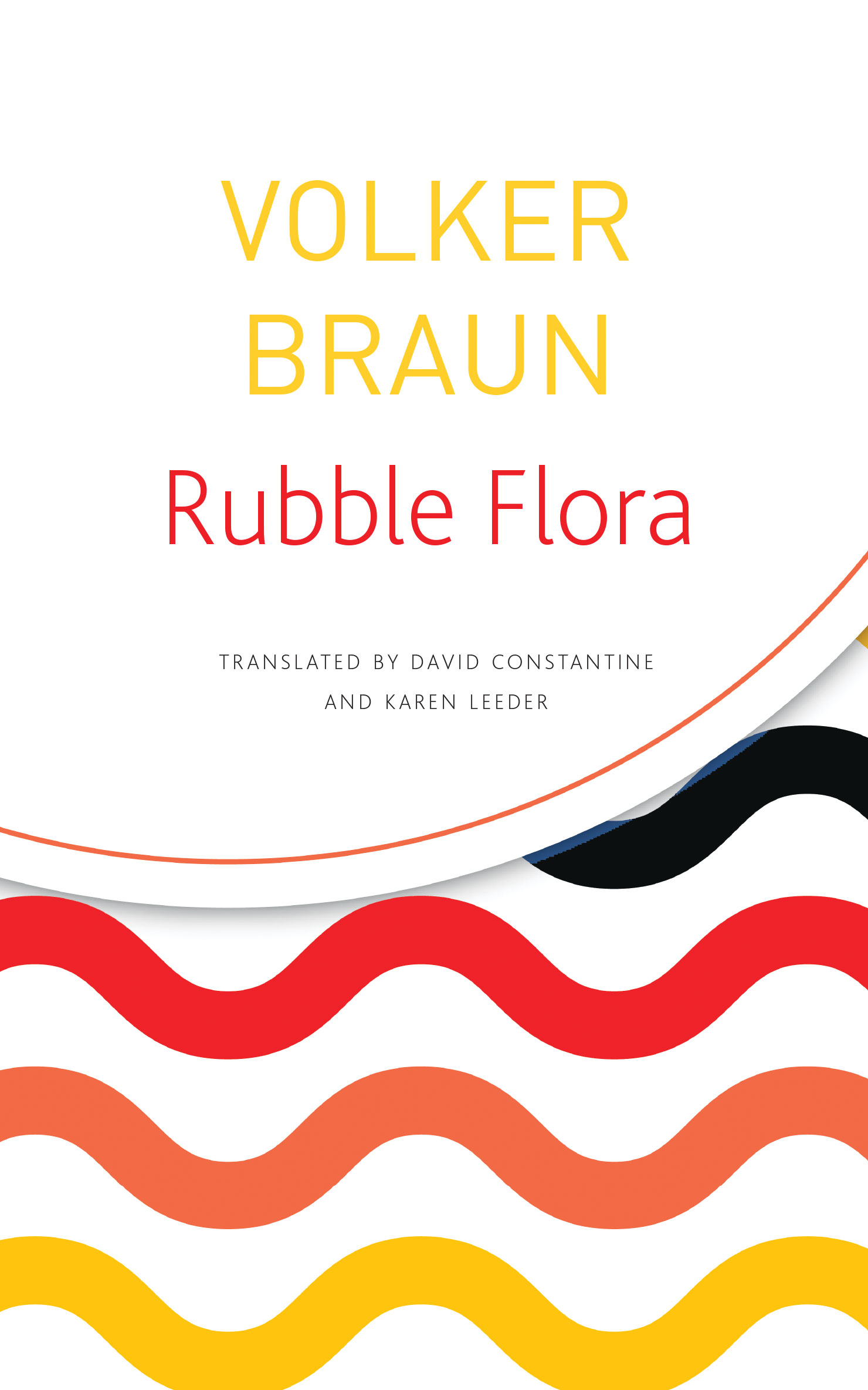 Rubble Flora by Volker Braun | Seagull Books