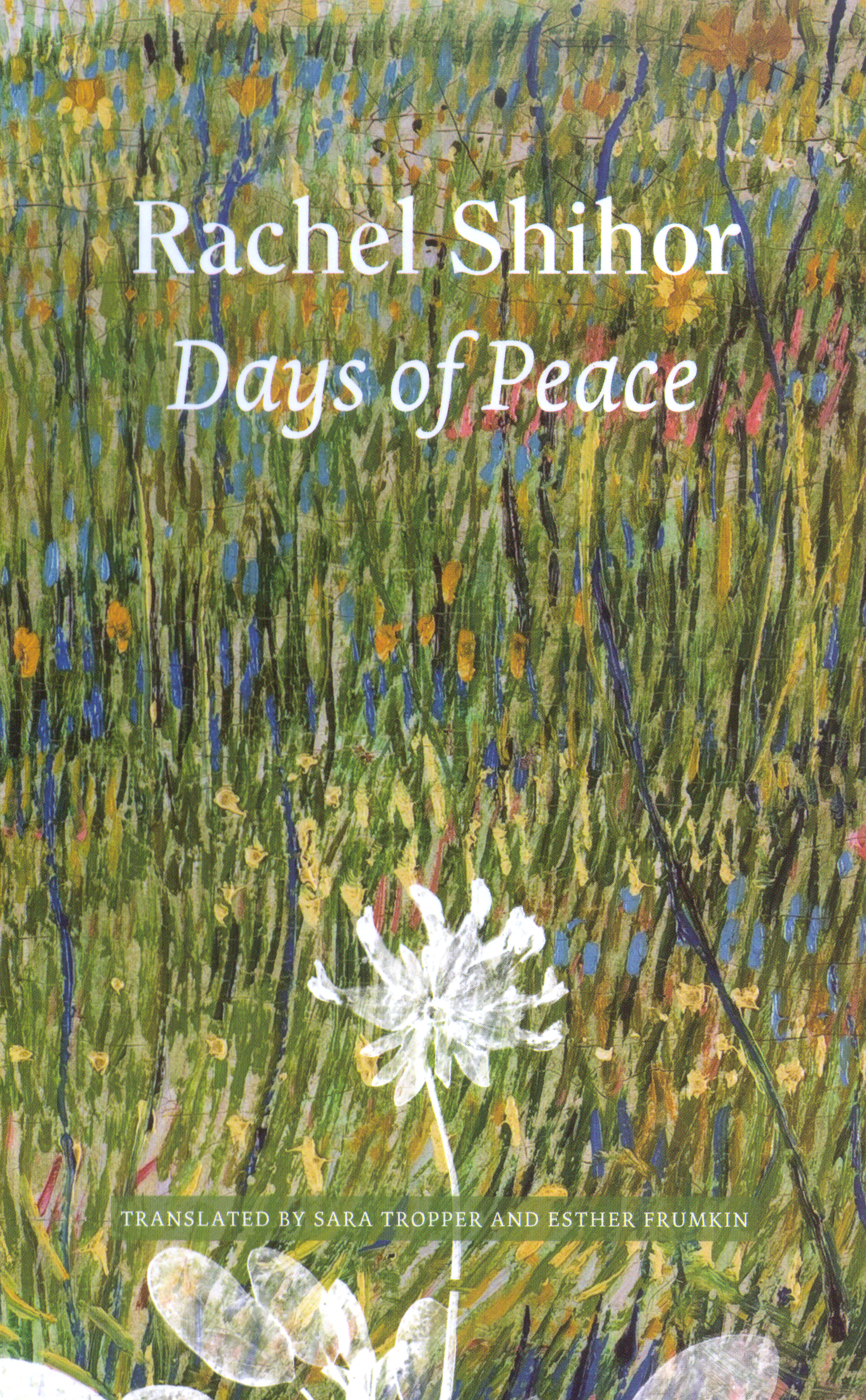 Days of Peace by Rachel Shihor | Seagull Books
