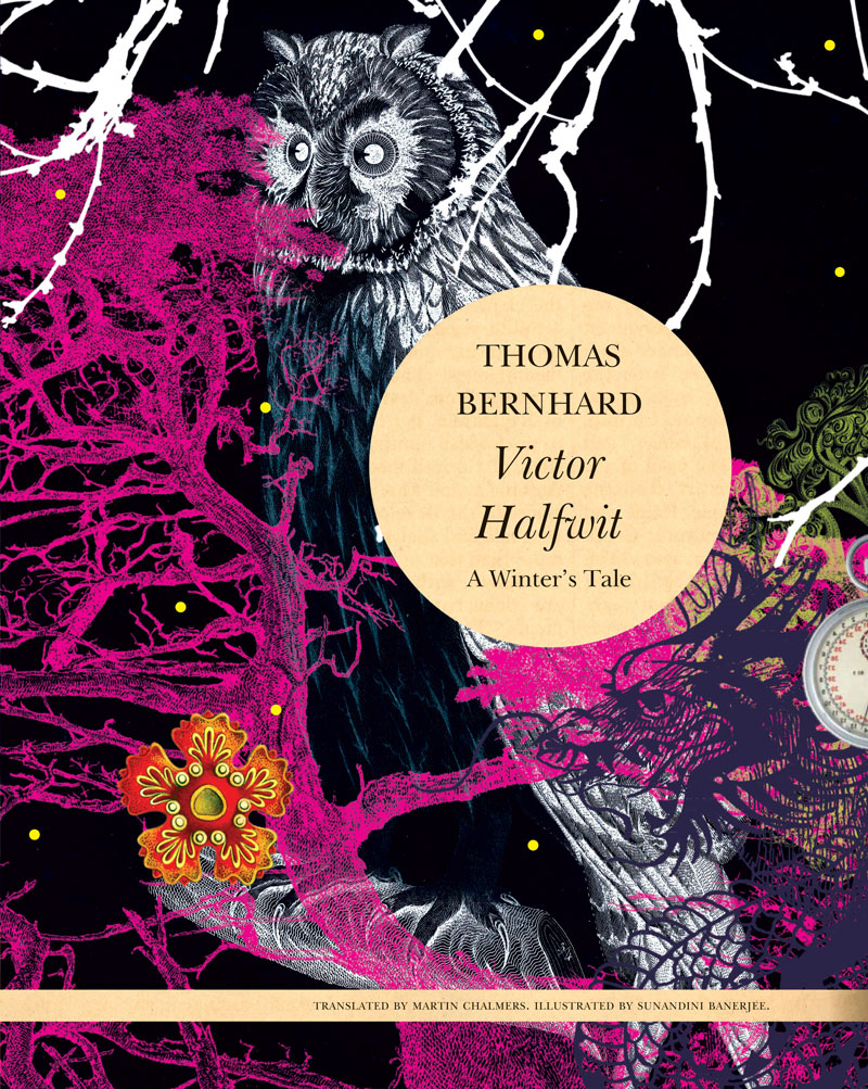 Victor Halfwit: A Winter's Tale by Thomas Bernhard