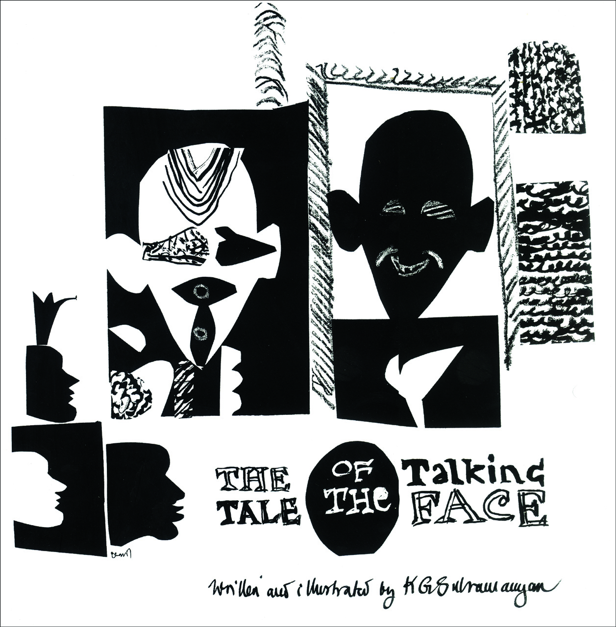 The Tale of the Talking Face by KG Subramanyan