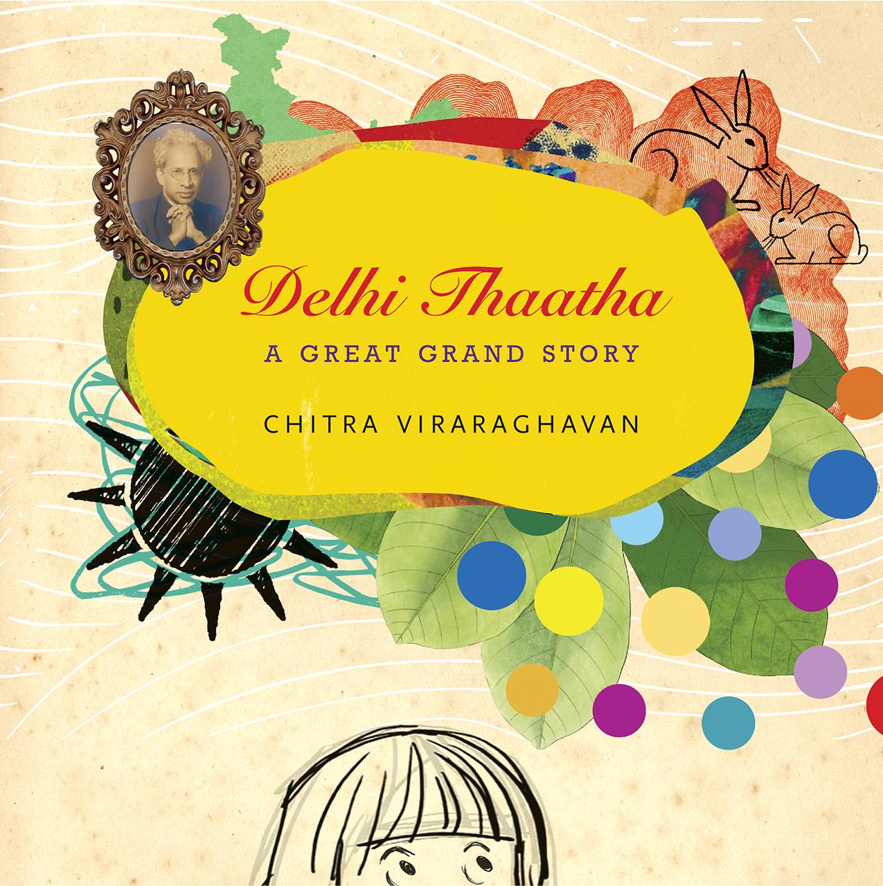 Delhi Thaatha by Chitra Viraraghavan   Seagull Books