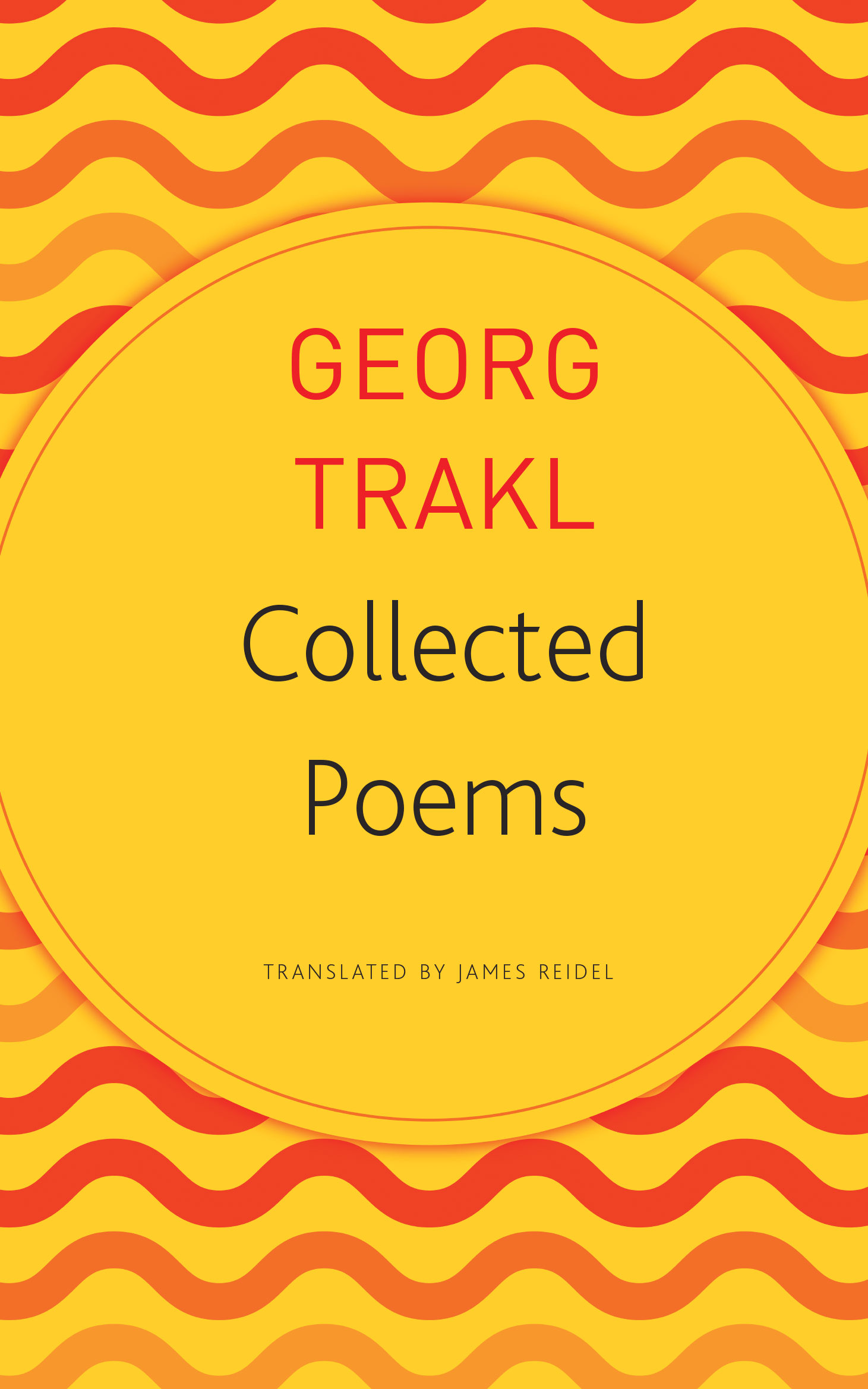 Collected Poems by Georg Trakl | Seagull Books
