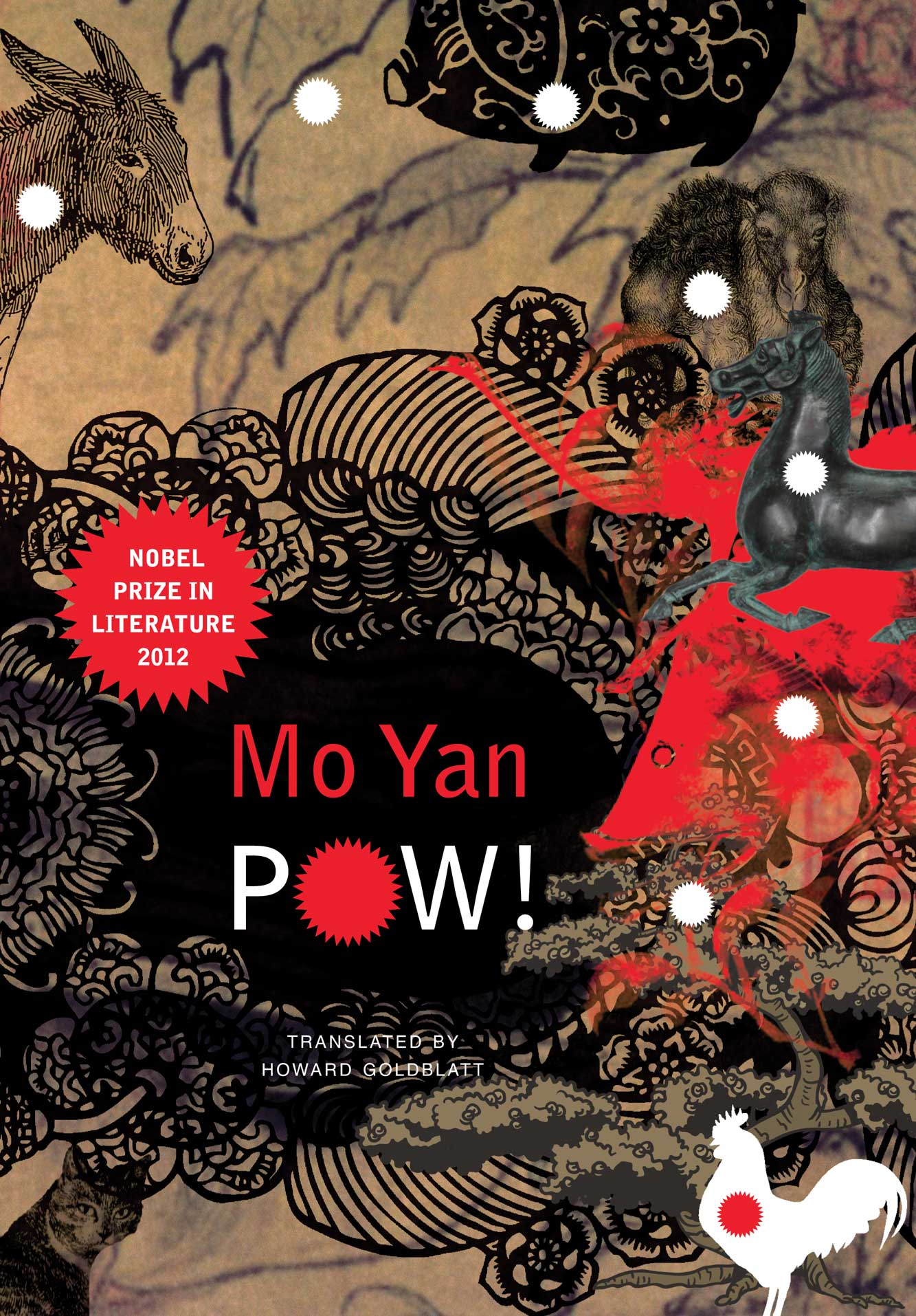 POW! by Mo Yan | Seagull Books