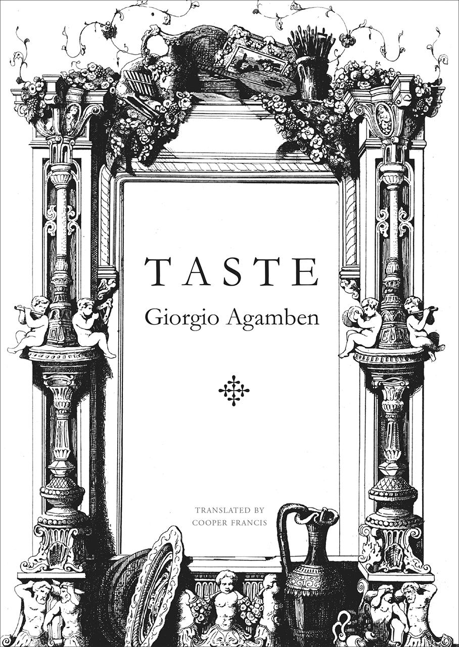 Taste by Giorgio Agamben | Seagull Books