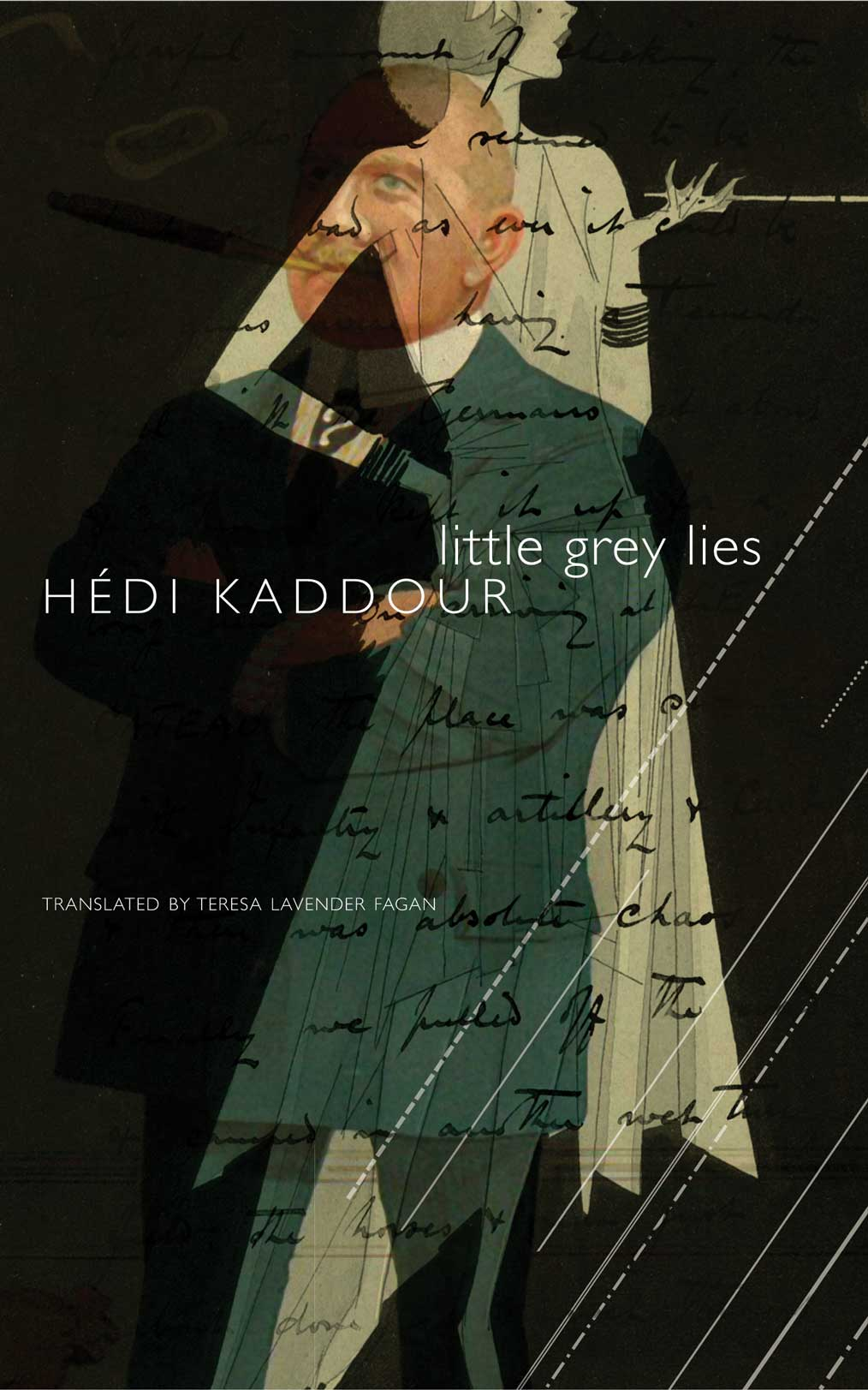 Little Grey Lies by Hédi Kaddour | Seagull Books