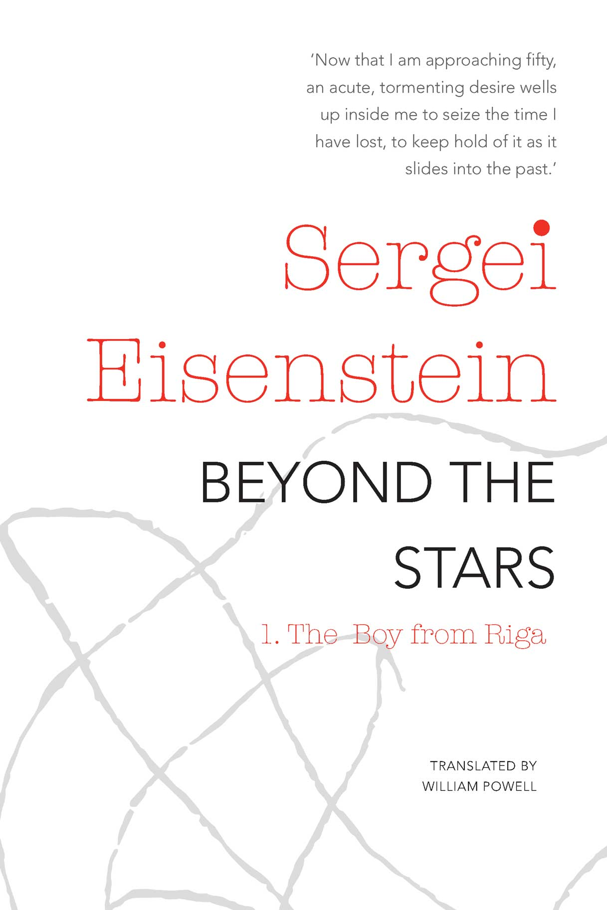 Beyond the Stars, Part 1 by SERGEI EISENSTEIN | Seagull Books