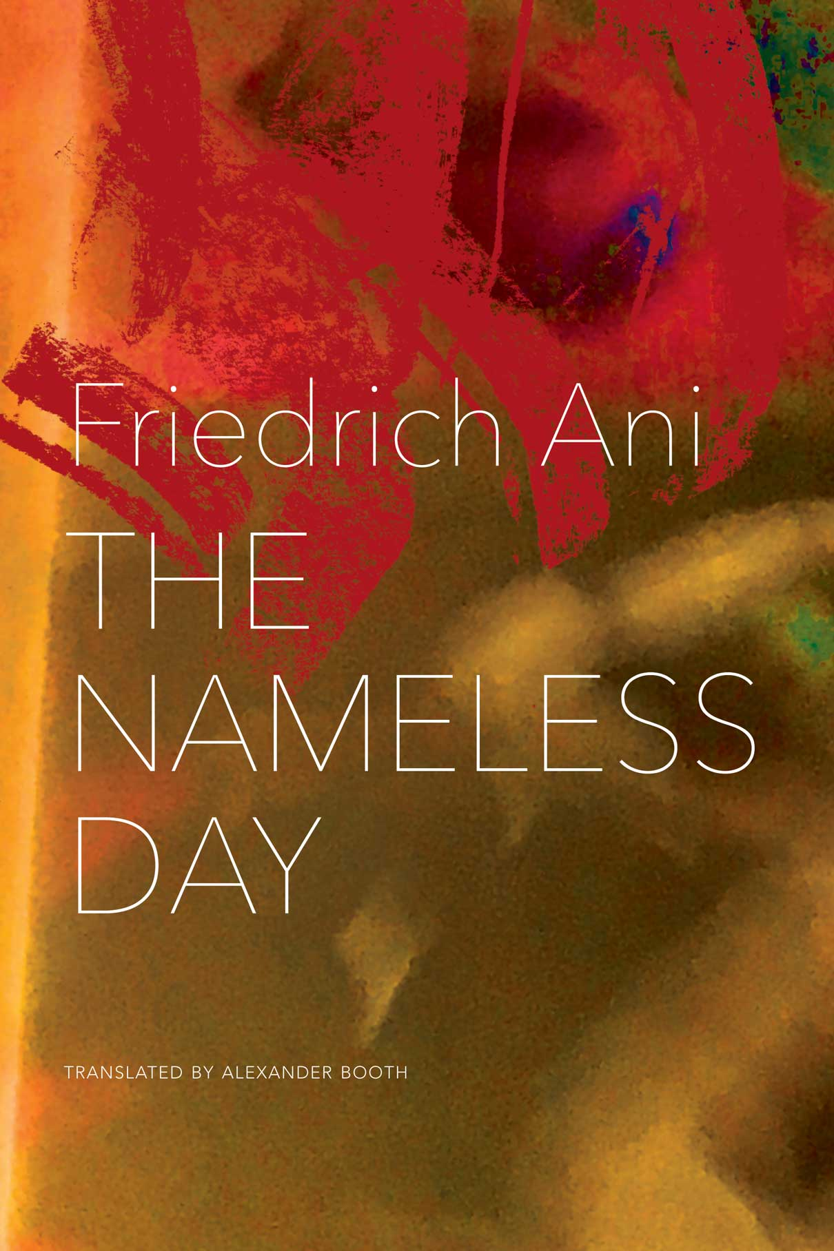 The Nameless Day by Friedrich Ani  | Seagull Books
