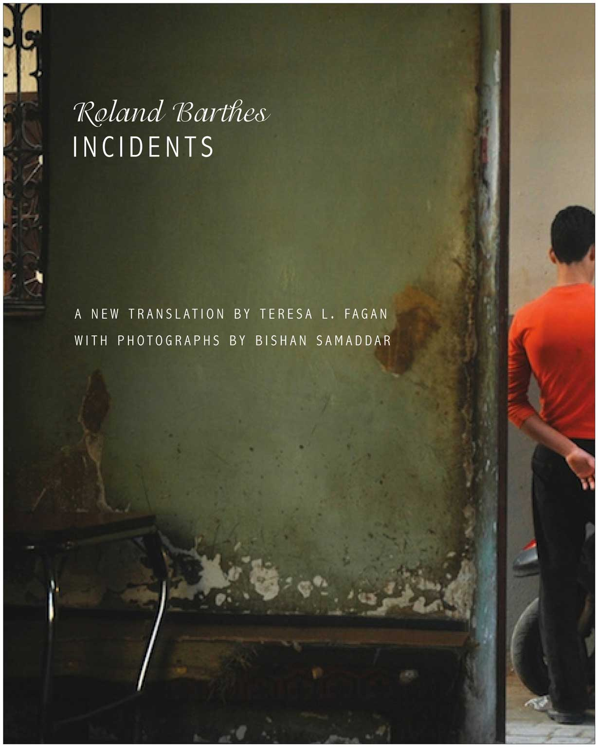 Incidents by Roland Barthes  | Seagull Books