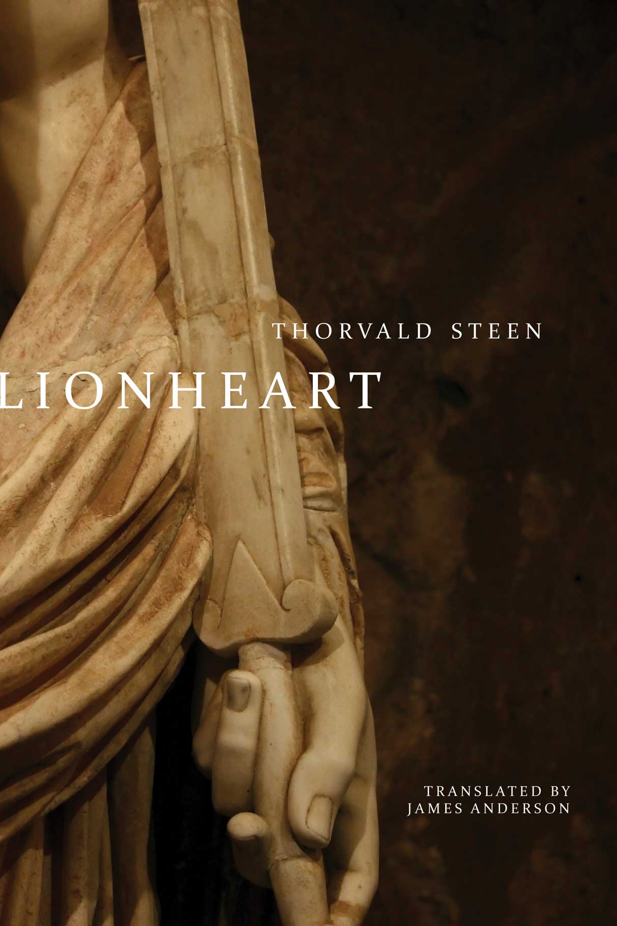 Lionheart by Thorvald Steen | Seagull Books