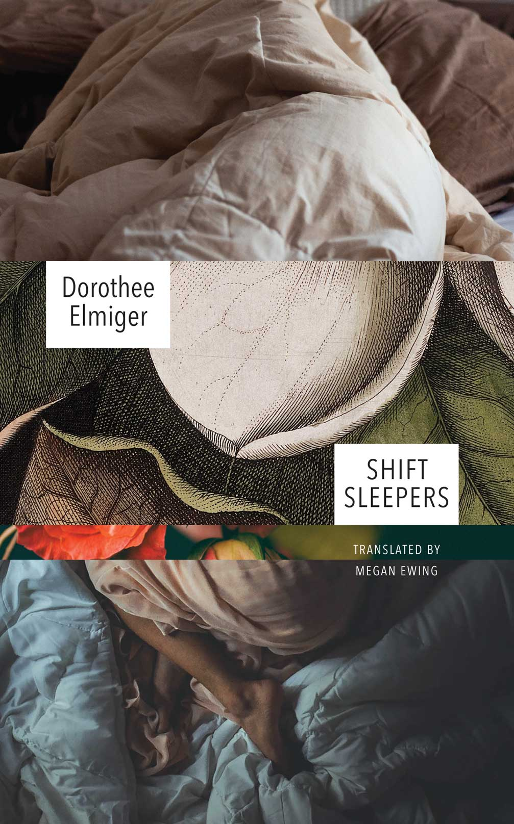 Shift Sleepers by Dorothee Elmiger | Seagull Books