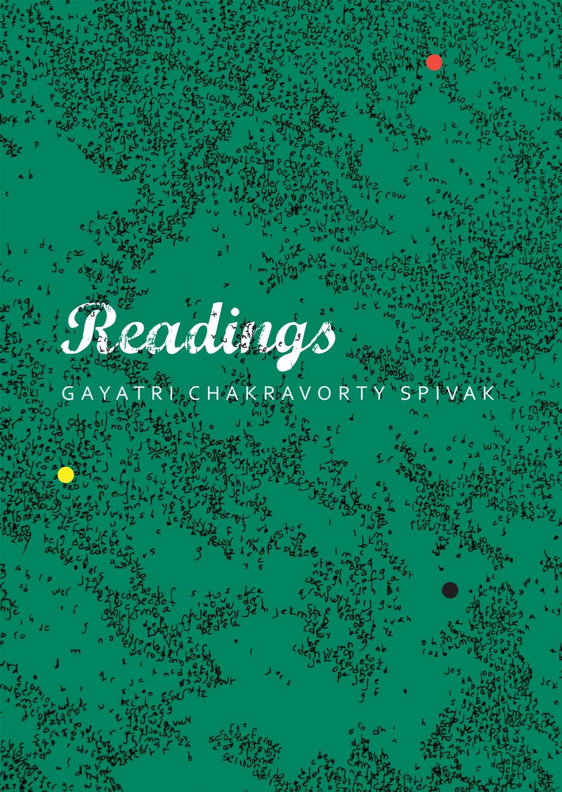 Readings by Gayatri Chakravorty Spivak   Seagull Books