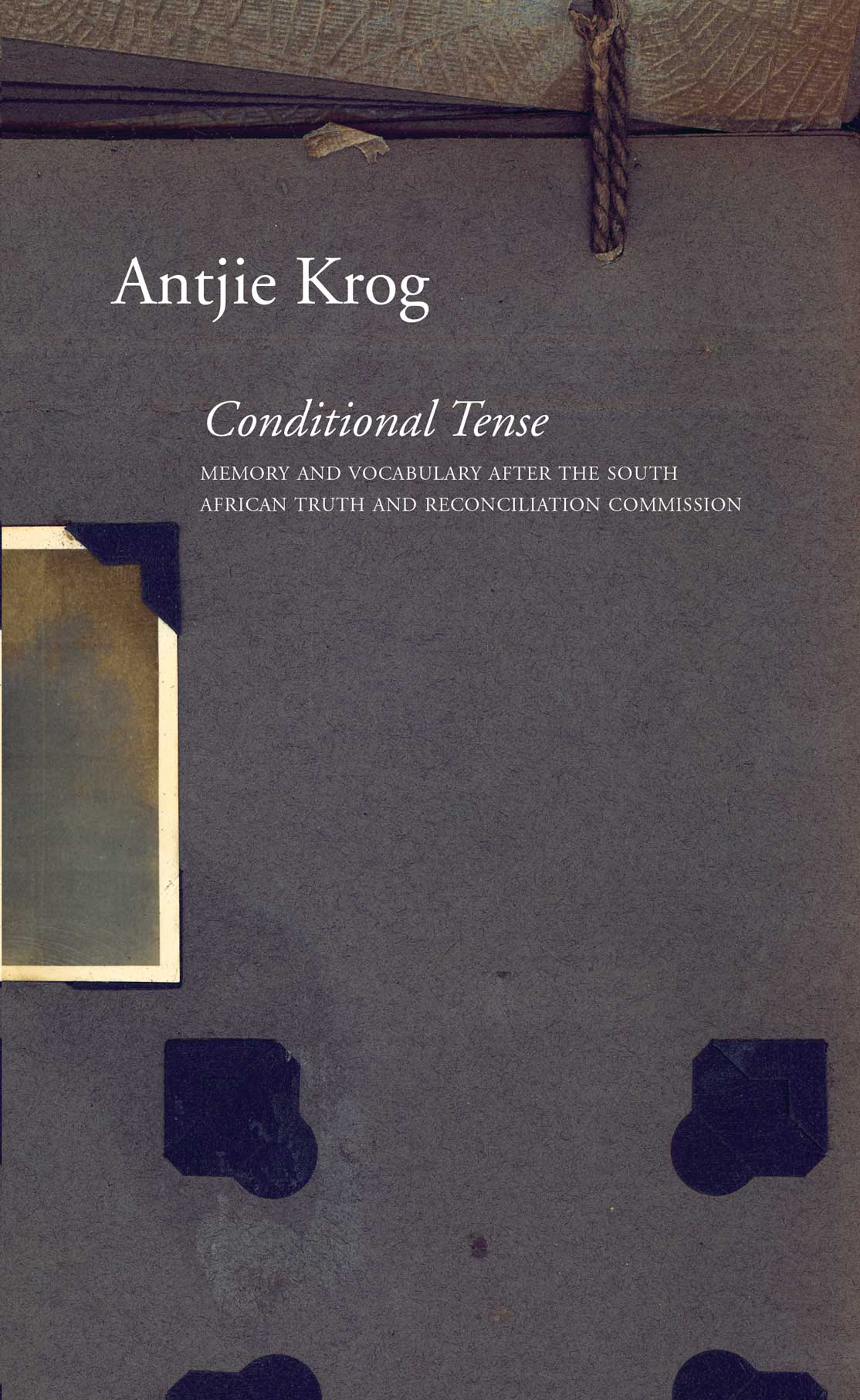 Conditional Tense : After the South African Truth and Reconciliation Commission   by Antjie Krog  |  Seagull Books