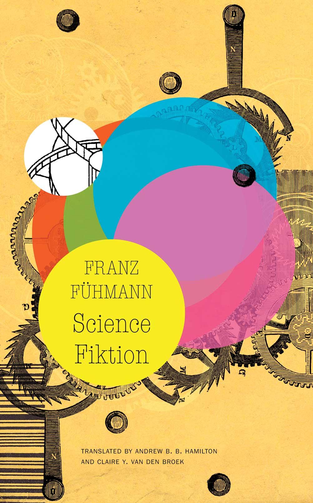 Science Fiktion by Franz Fühmann   Seagull Books
