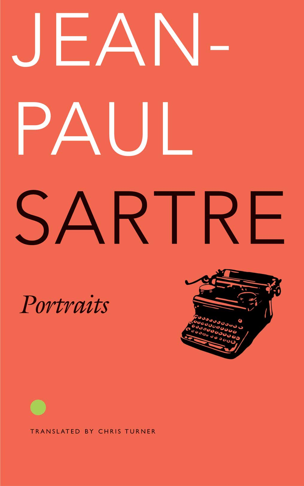 Portraits by Jean-Paul Sartre | Seagull Books