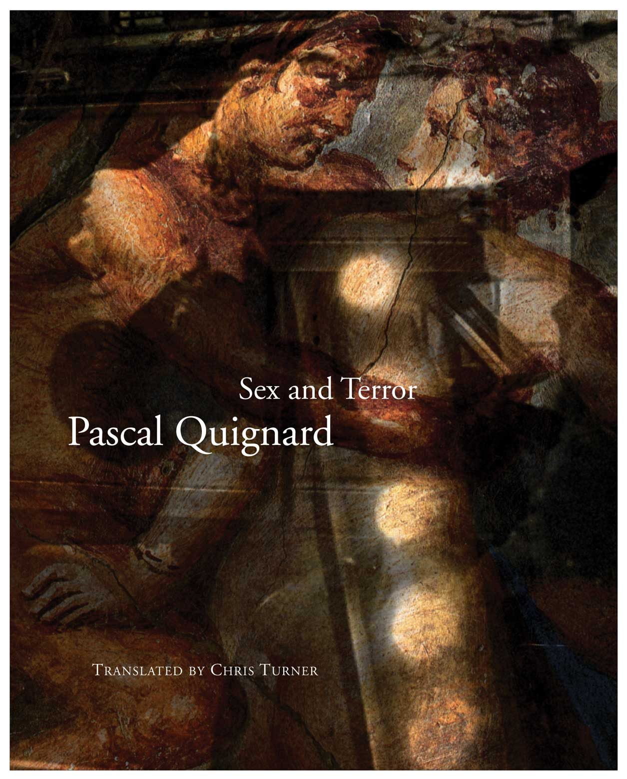 Sex and Terror by Pascal Quignard | Seagull Books