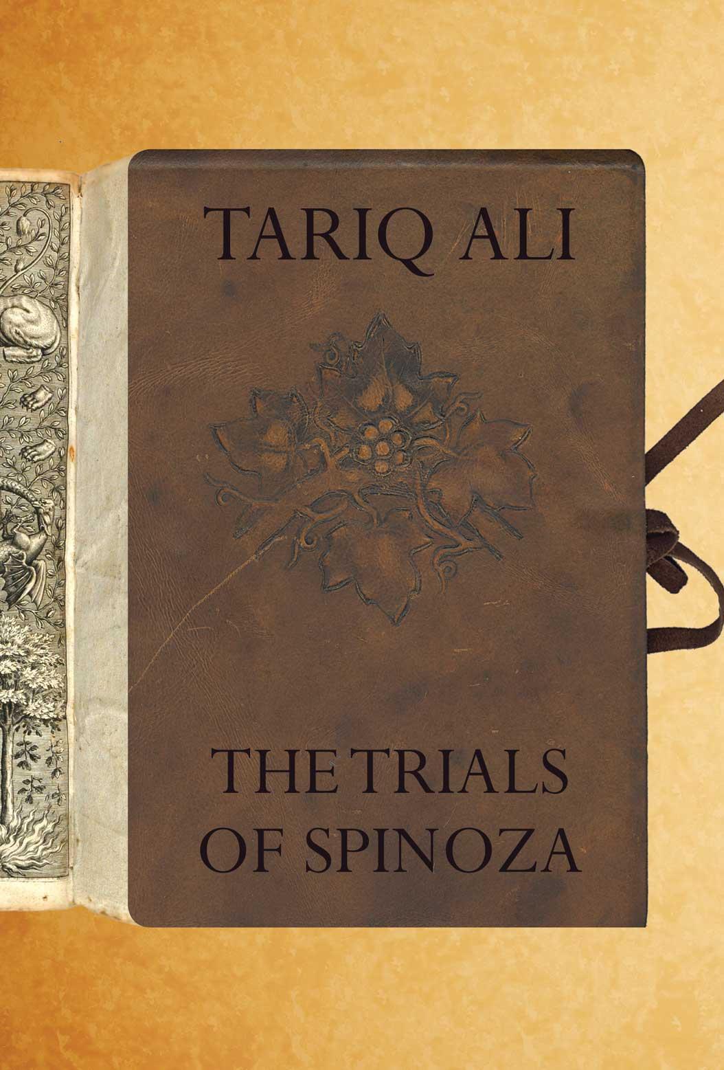 The Trials of Spinoza by Tariq Ali |  Seagull Books