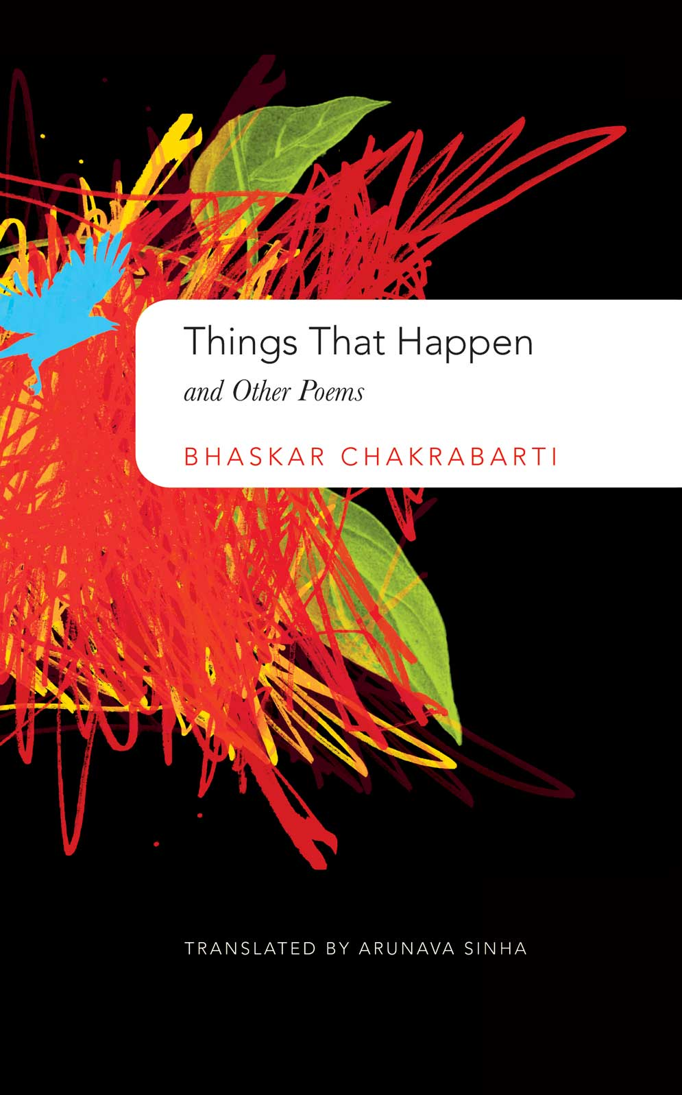 Things that Happen by Bhaskar Chakrabarti  |  Seagull Books