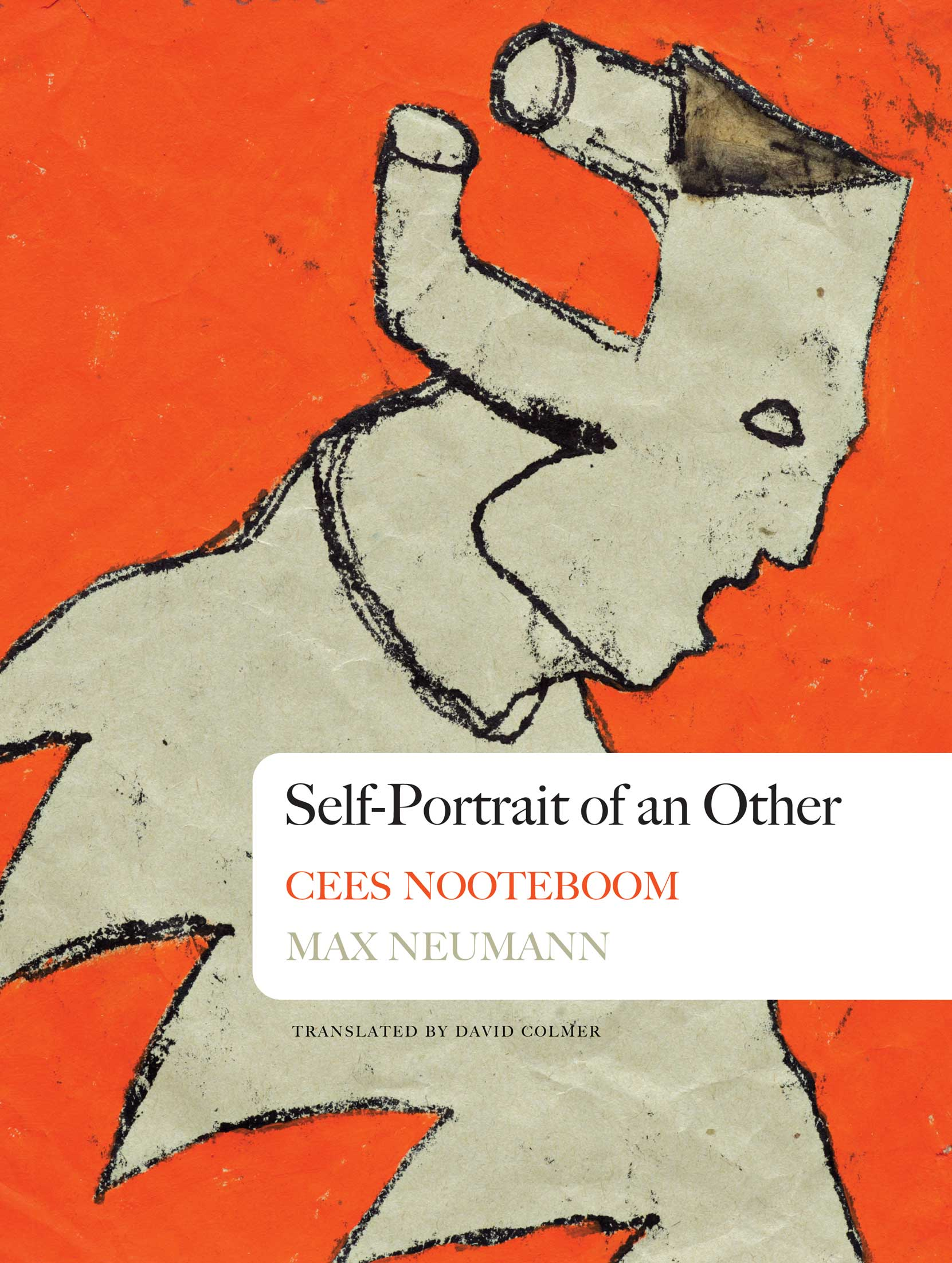 Self-Portrait of an Other by Cees Nooteboom, Max Neumann | Seagull Books