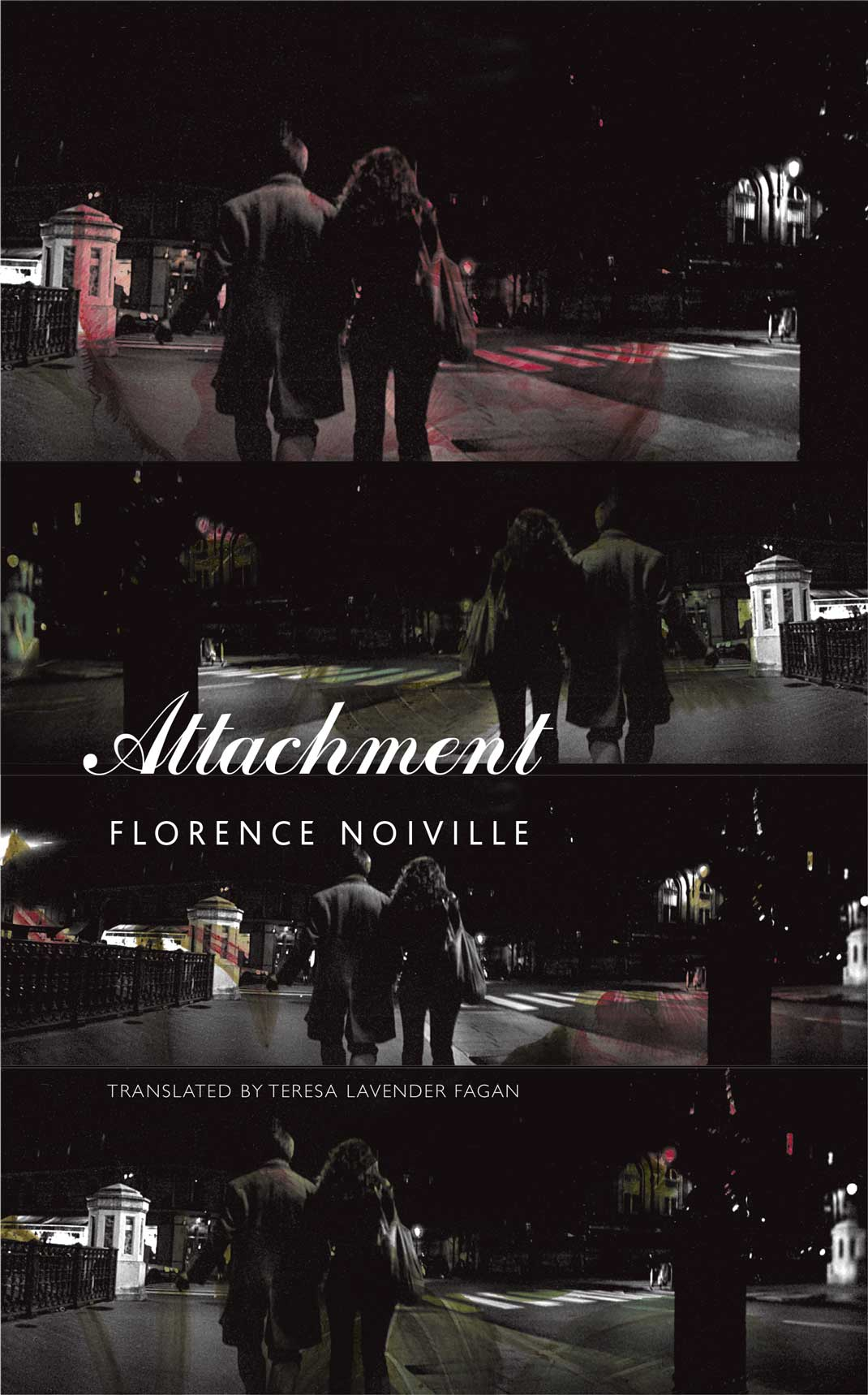 Attachment by Florence Noiville | Seagull Books