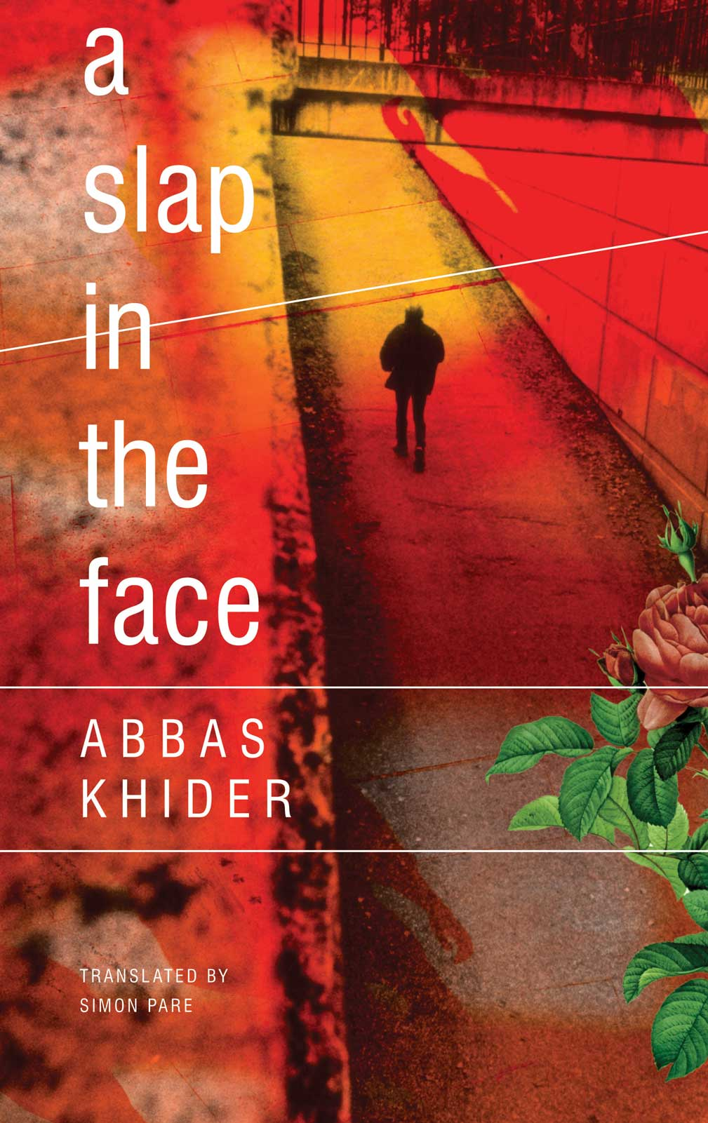 A Slap in the Face by Abbas Khider | Seagull Books