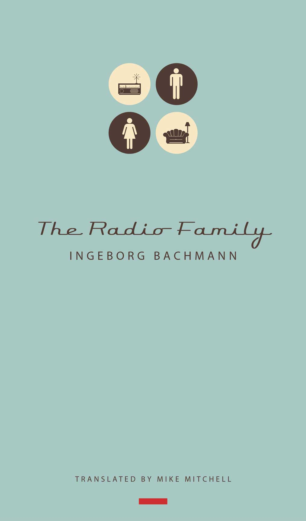 The Radio Family by Ingeborg Bachmann | Seagull Books