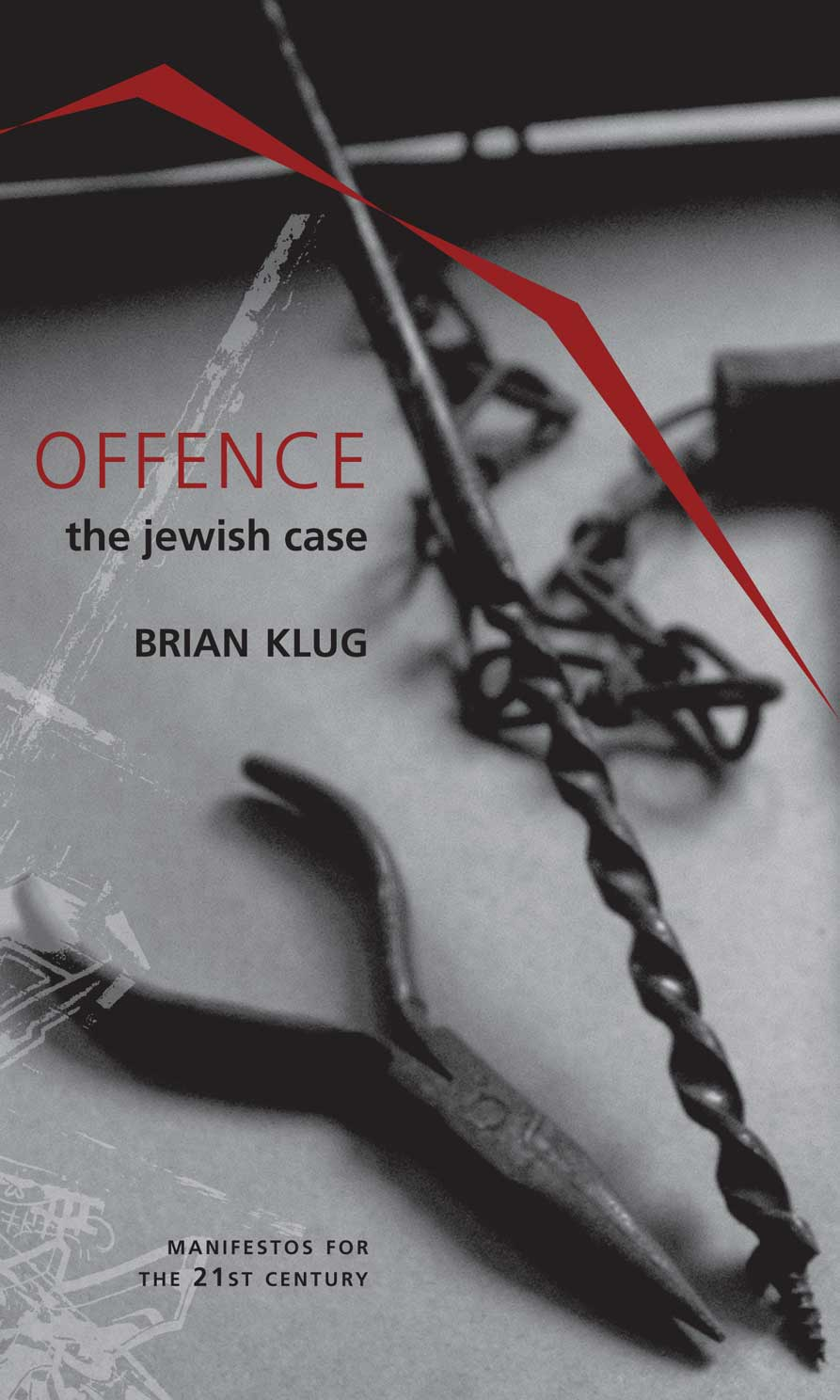 Offence: The Jewish Case by Brian Klug | Seagull Books