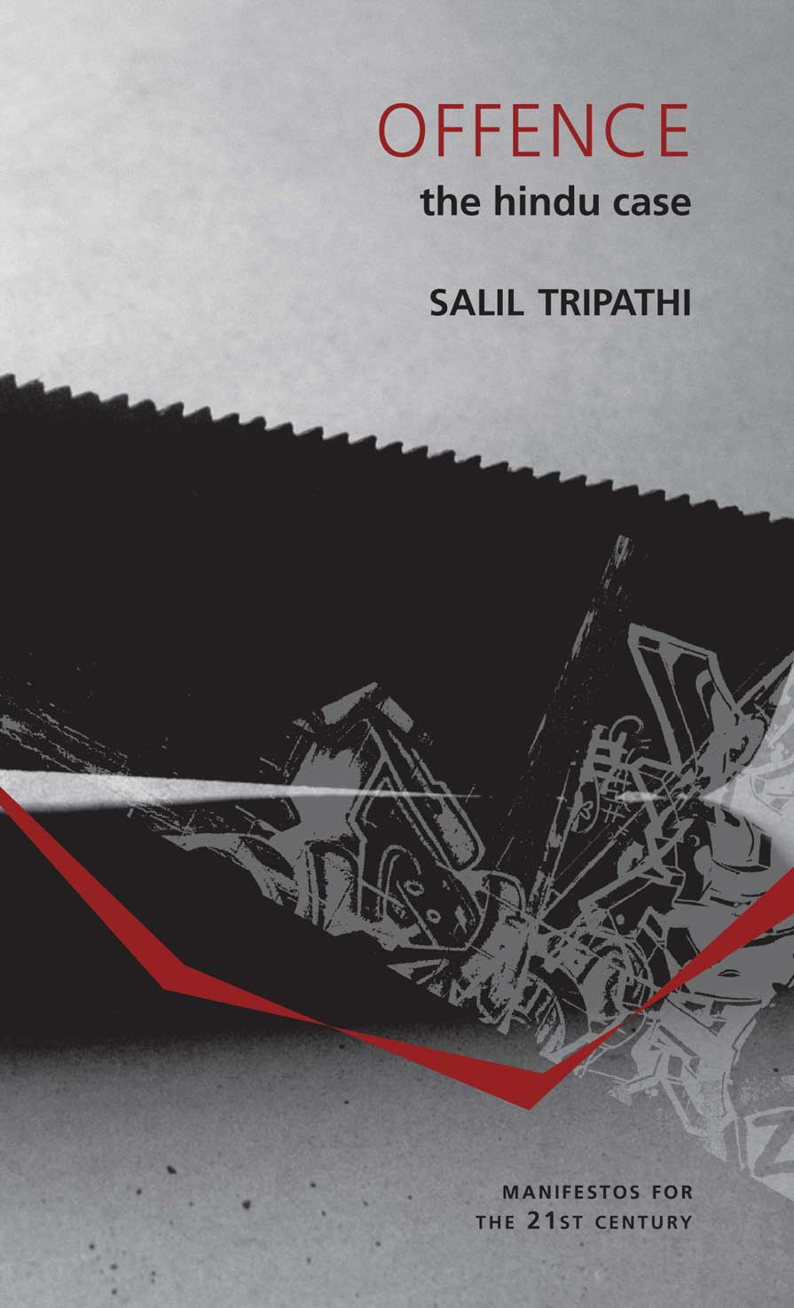 Offence: The Hindu Case by Salil Tripathi | Seagull Books