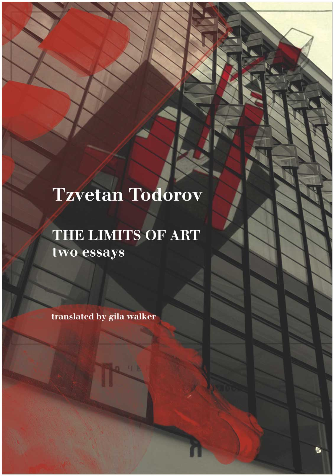 The Limits of Art: Two Essays by Tzvetan Todorov | Seagull Books