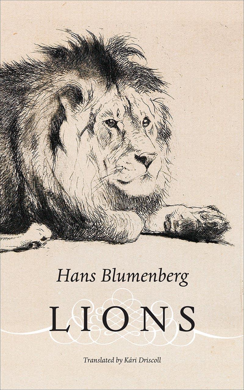 Lions byHans Blumenberg | Seagull Books