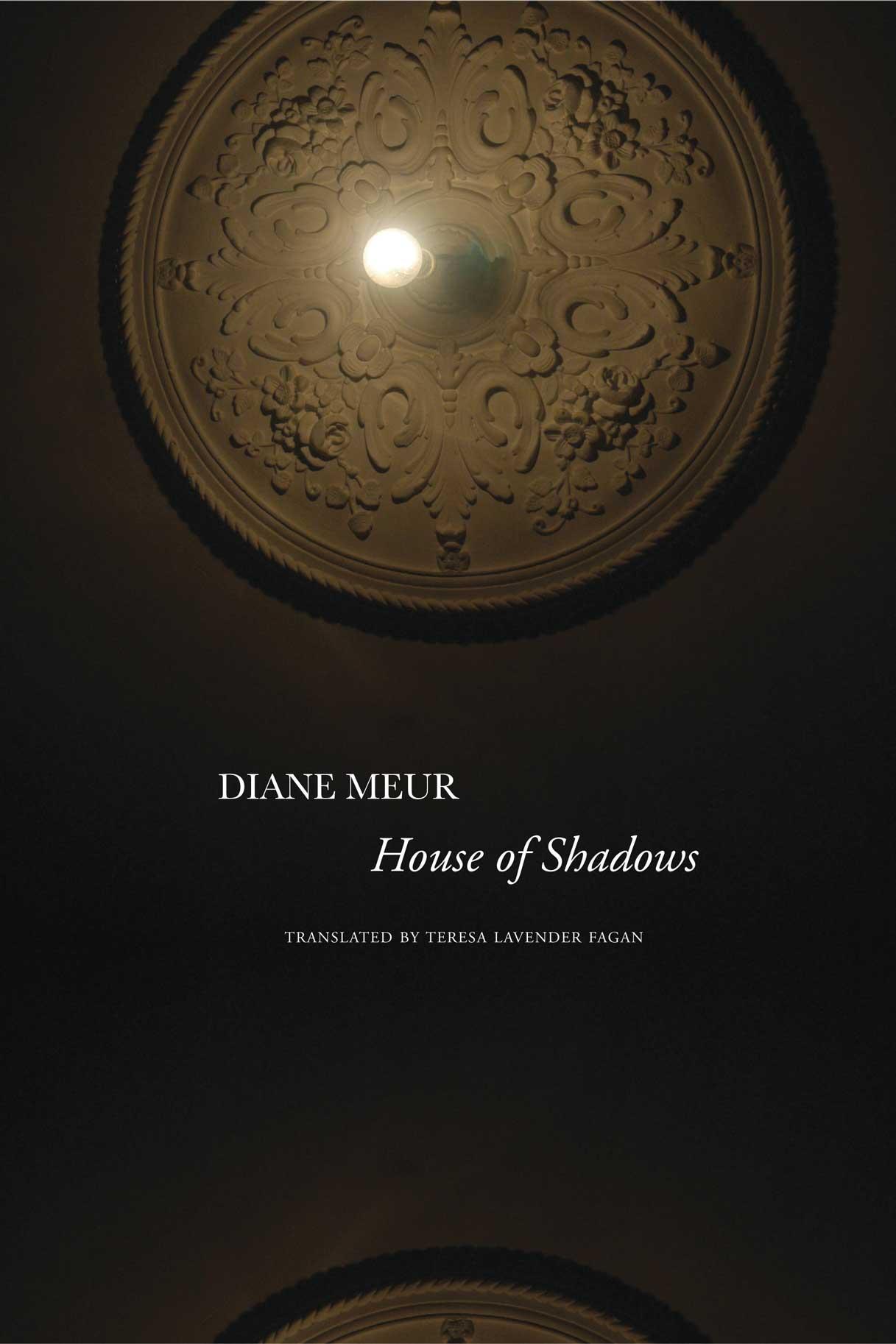 House of Shadows by Diane Meur |  Seagull Books