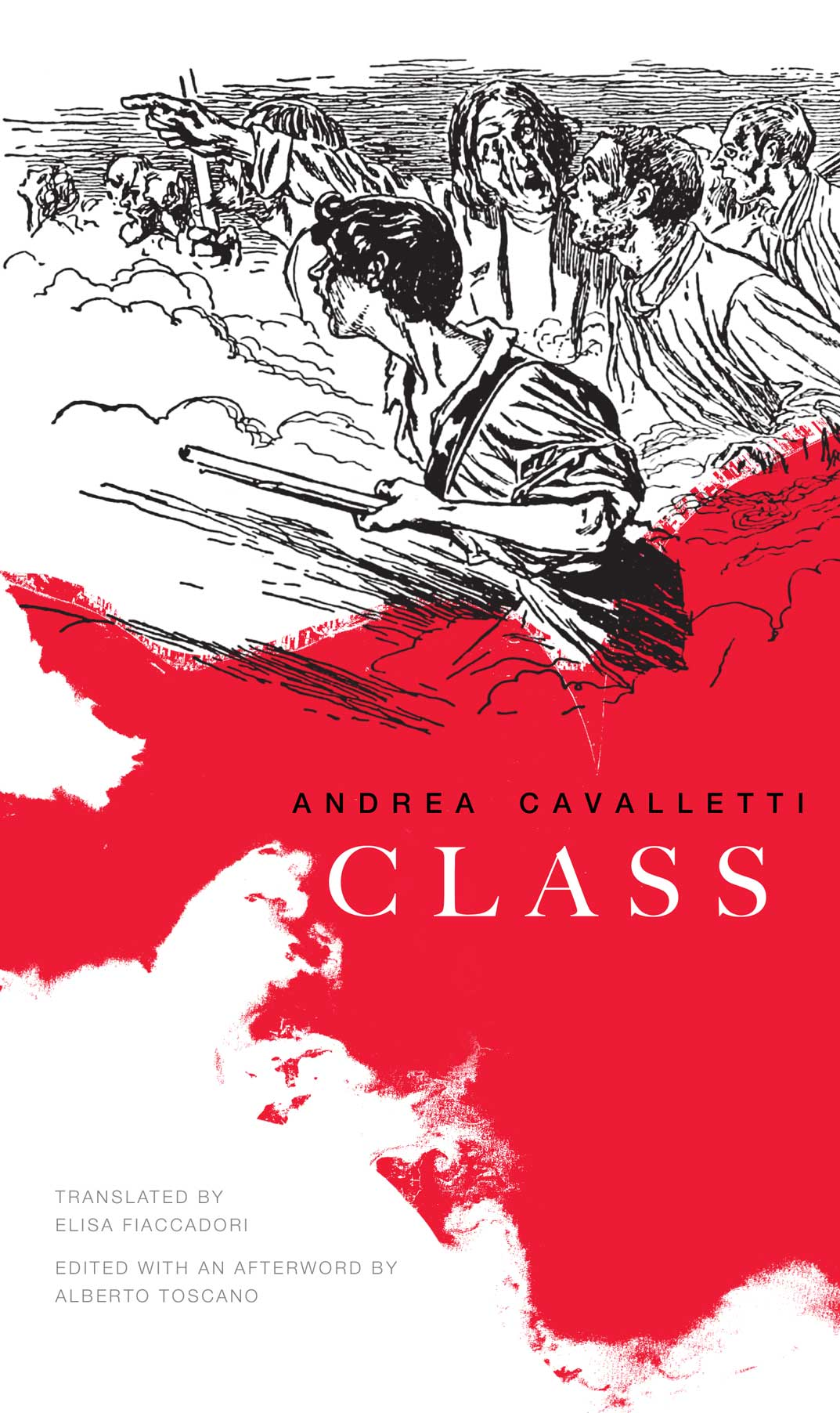 Class by Andrea Cavalletti    Seagull Books