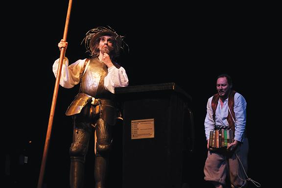 The New Adventures of Don Quixote