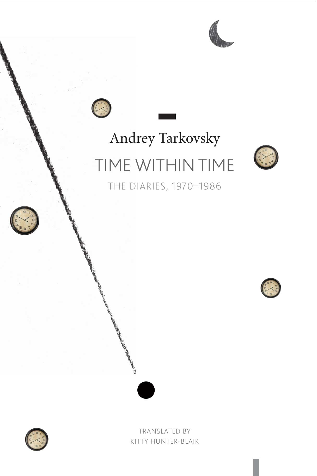 Time within Time:  The Diaries, 1970–1986 by Andrey Tarkovsky |  Seagull Books
